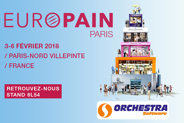 salon europain paris 2018