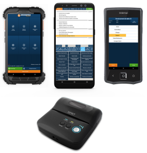 handbook compatible ds9 smartphone orderman imprimante sprt