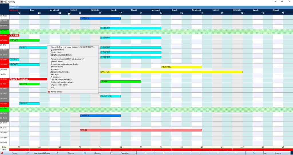 logiciel orchestra hotel gestion du planning