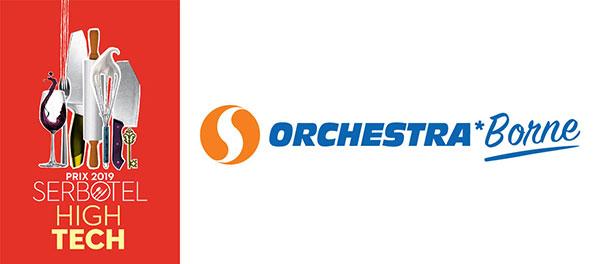 orchestra borne prix high tech serbotel 2019