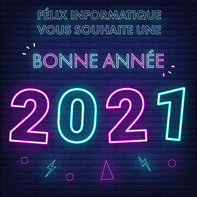 Orchestra Software vous souhaite une bonne année 2021